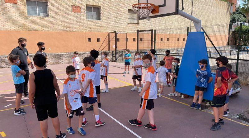 Último día del BCB colegio Luis de Morales